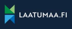 Metsähallitus Laatumaa -logo